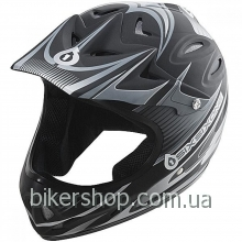 Шлем фуллфейс STRIKE HELMET GREY XS
