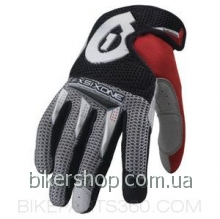 Перчатки  SixSixOne AIRFLOW GLOVE BLK/RED SZ SM