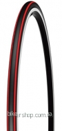 Покрышка Michelin Krylion Carbon Black&Red 700X23C