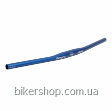 Руль Funn FLAME PG FLAT BAR Ø31.8 PG , 9° Back, 31.8mm, ano. finish Blast Blue 710mm 0 rise