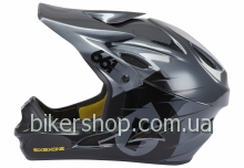 Шлем фулл COMP HELMET BLACK/CHARCOAL M (CPSC/CE)