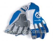 Перчатки  SixSixOne DESCEND GLOVE BLU SZ XL