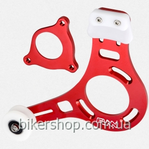 Успокоитель цепи Funn Guide Right ISCG05 w/adaptor Ano. Red/White