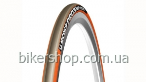 Покрышка Michelin PRO3 Race Orange Signal 700X23C