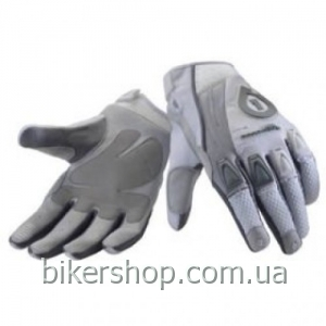 Перчатки  SixSixOne DESCEND GLOVE WHT SZ XL