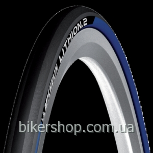 Покрышка Michelin Lithion 2 Blue 700X23C