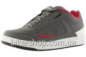 Кроссовки/Велотуфли SixSixOne Filter Shoe GREY/RED 42.5EURO, 9.5US