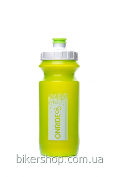 Фляга Onride Sonora 600 ml прозора зелена