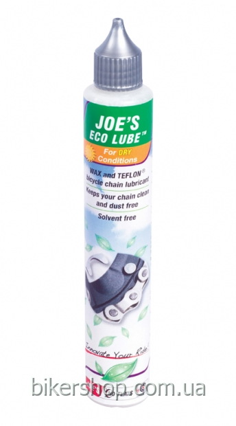 Смазка для цепи JOE'S ECO NANO LUBE DRY 100 ml