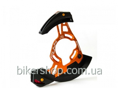 Успокоитель цепи Funn ZIPPA DH ISCG05/External BB mount (with adaptor) Tooth Capacity:32T~38T Ano. Orange/Black