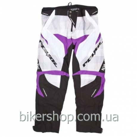 Штаны Royal RACE  PURLPLE/WHITE/BLK XS