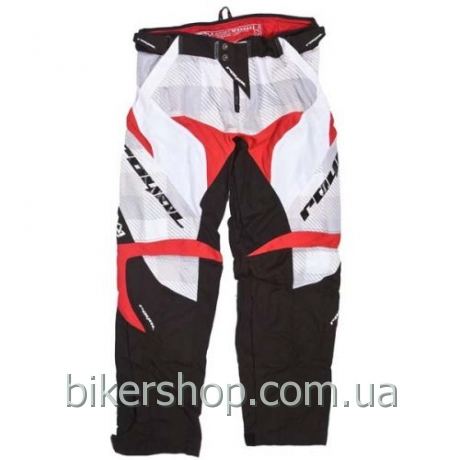Штаны Royal RACE  RED/WHT/BLK XS