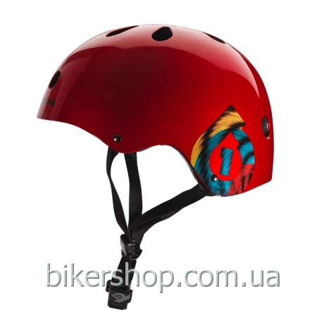 Котелок DIRT LID PLUS HELMET RED OS (CE)