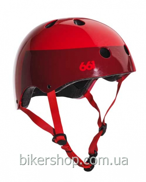 Котелок DIRT LID HELMET RED OS (CE)