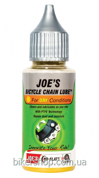 Смазка для цепи JOE'S CHAIN LUBE DRY 30ml
