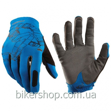 Перчатки Royal TYBYN GLOVE ROYAL BLUE/GRAPHITE L