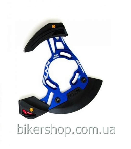 Успокоитель цепи Funn ZIPPA DH ISCG05/External BB mount (with adaptor) Tooth Capacity:32T~38T Ano. Blue/Black