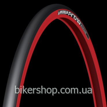 Покрышка Michelin PRO4 Red 700X23C