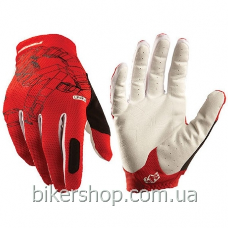 Перчатки Royal TYBYN GLOVE RED/WHITE L