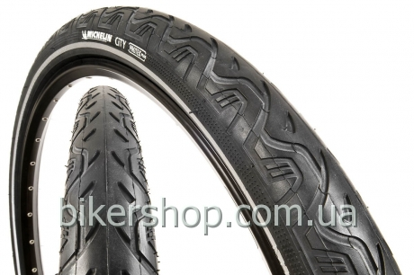 Покрышка Michelin City 24X1.85 black