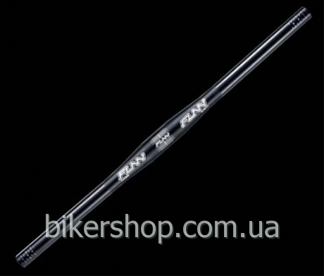 Руль Funn Flat Bar Blast Black 580mm