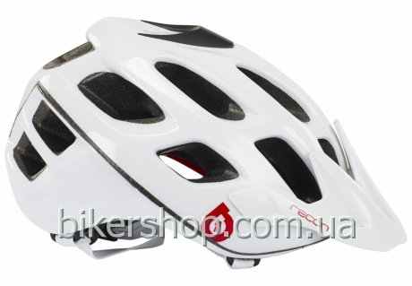Шлем XC/TRAIL  RECON SCOUT HELMET WHITE/RED S/M (CPSC/CE)