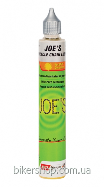 Смазка для цепи JOE'S CHAIN LUBE DRY 100ml