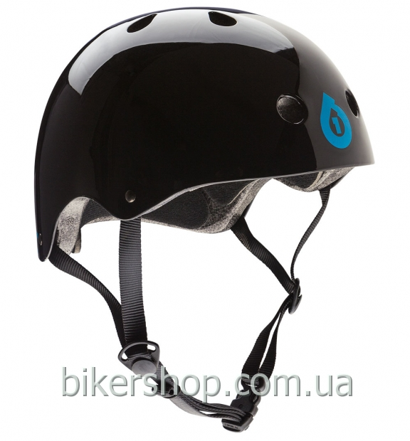 Шлем котелок SixSixOne  DIRT LID STACKED BLACK