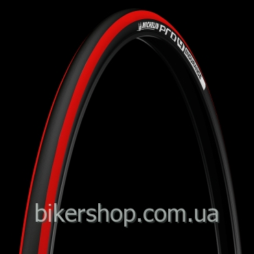 Покрышка Michelin PRO4 ENDURANCE Red 700X23C